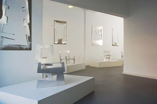 kadushin chair gallery installation