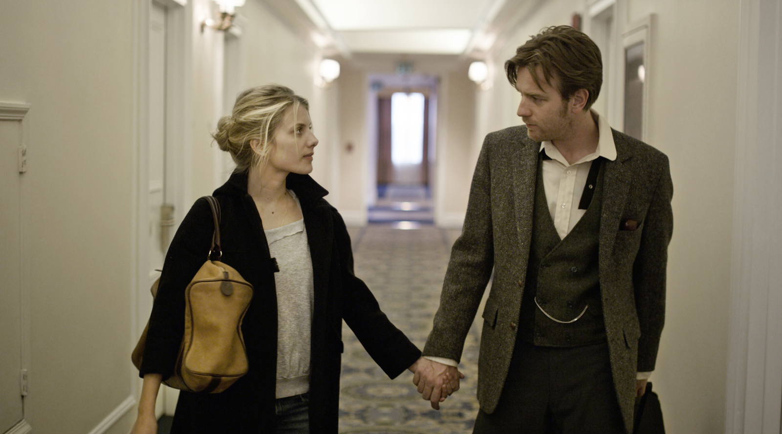 """Mélanie Laurent (left) and Ewan McGregor (right) star in writer/director Mike Mills' """"Beginners,"""" a Focus Features release. Photo courtesy: Focus Features."""