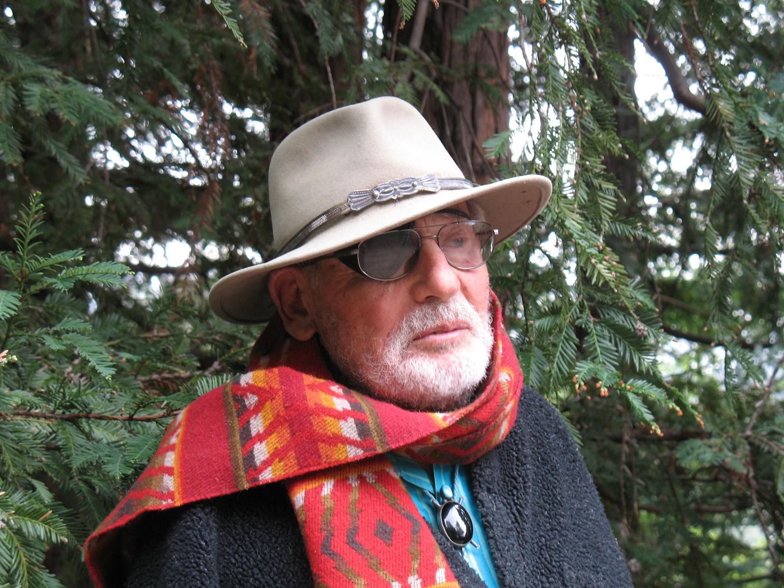 lawrence halprin portrait scarf