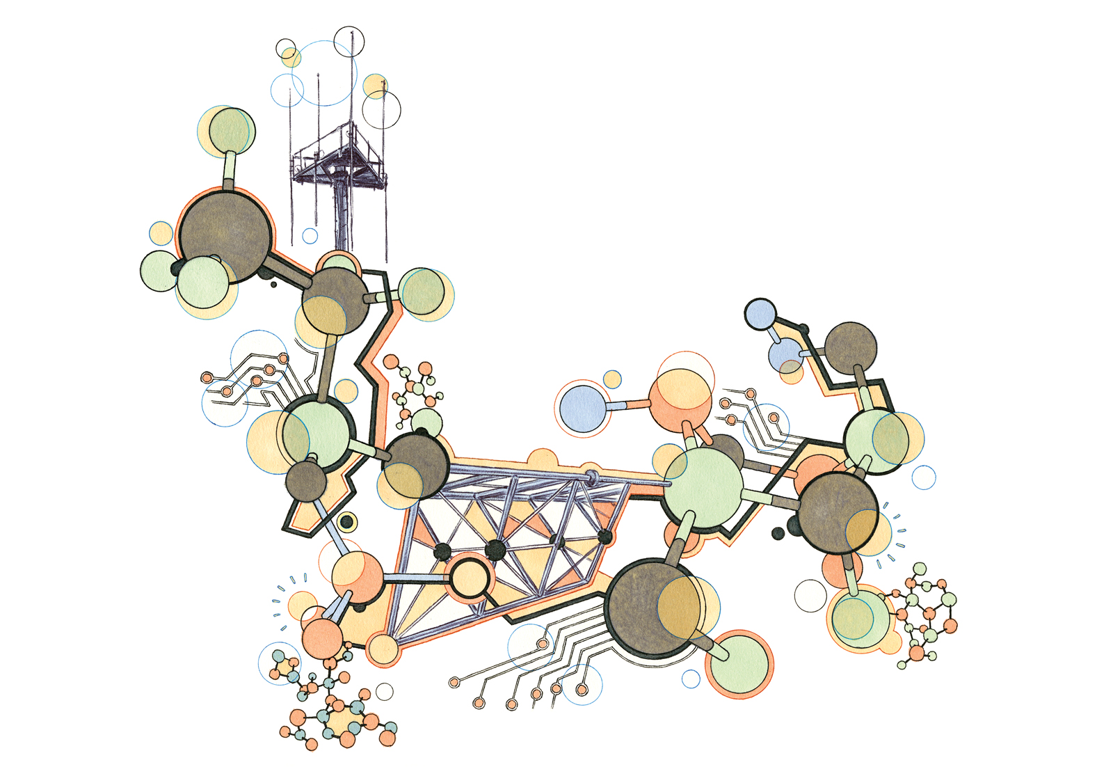 let s get small molecules