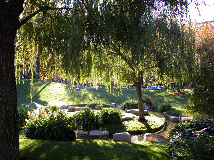 levi plaza park