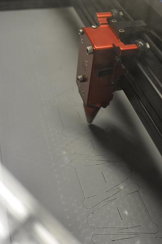 lightforms lasercutter