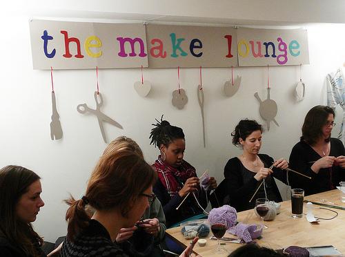 make lounge workshop