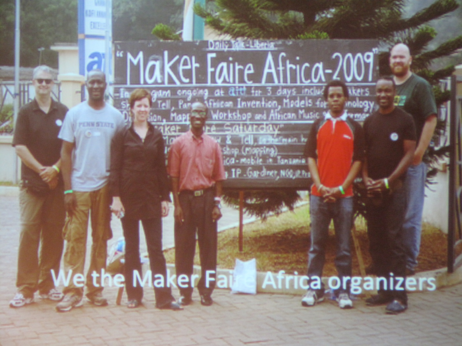 maker faire africa