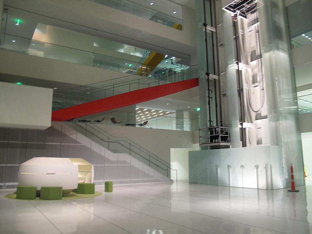 medialab lobby