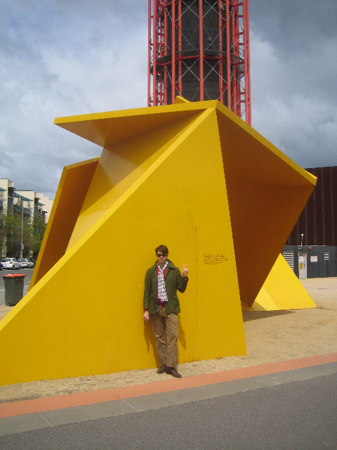 melbourne australia yellow peril portrait