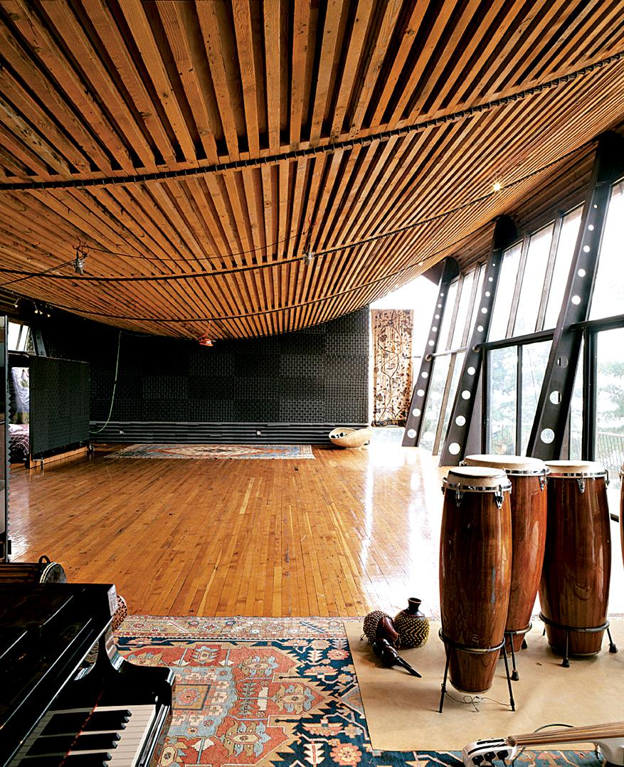 muennig music studio interior