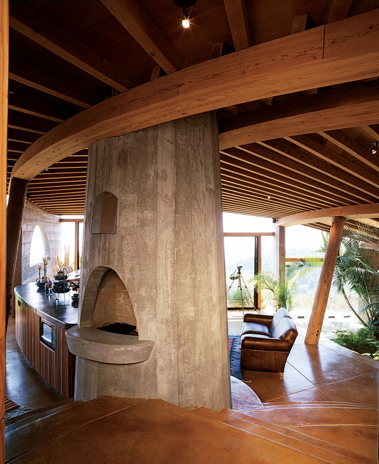 muennig pfeiffer ridge house iv interior