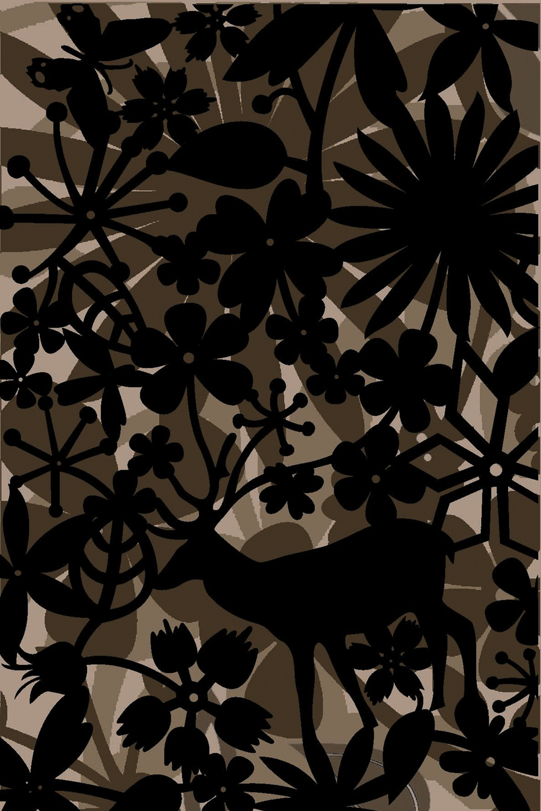 nanimarquina little field of flowers boontje illustration
