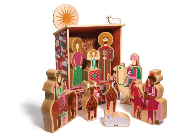 nativity girard