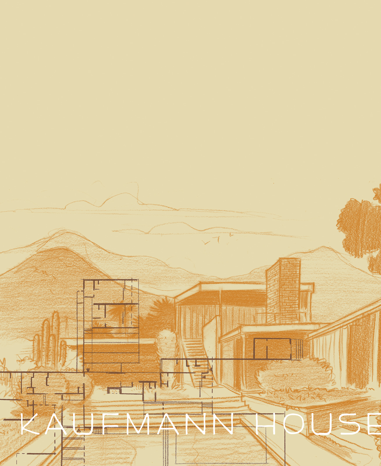 neutra essay illustration kaufmann house