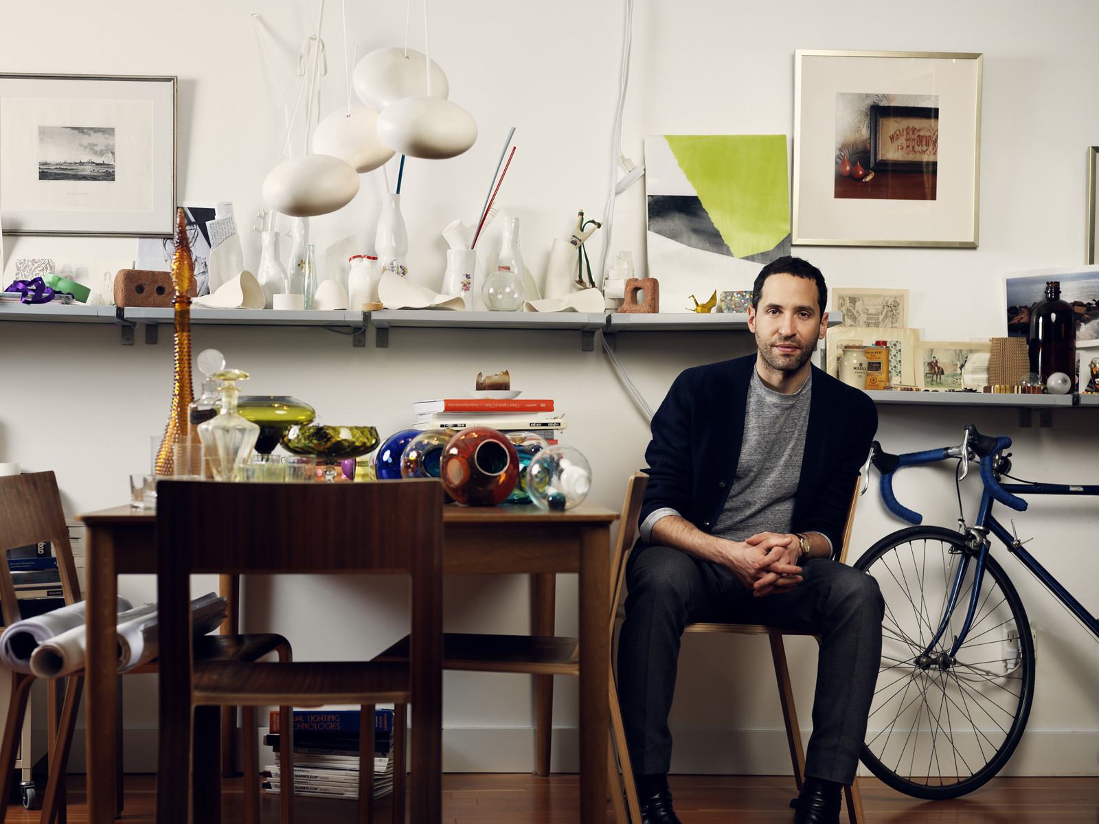 omer arbel portrait