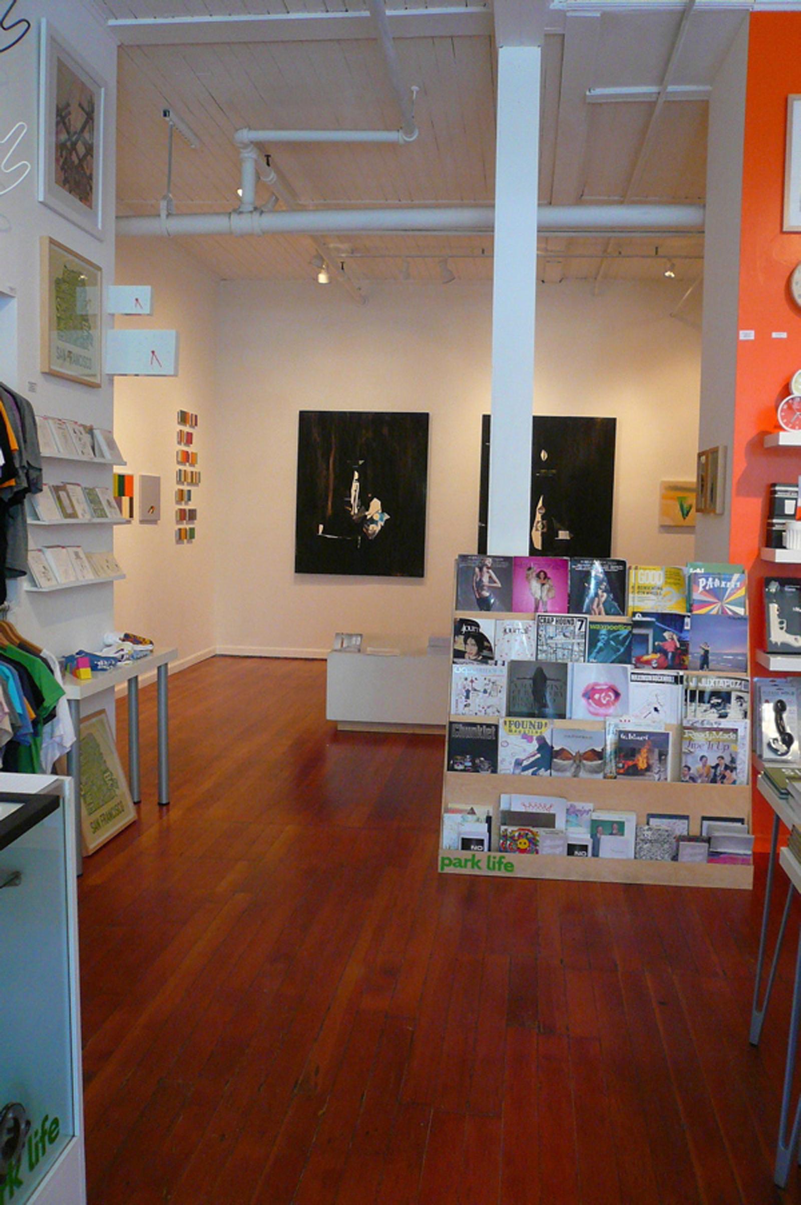 parklife shop gallery