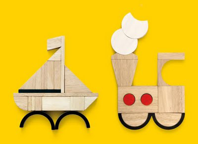 playshapes train boat