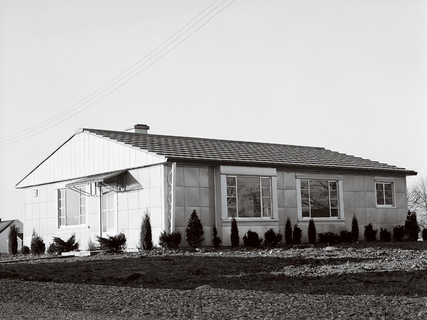 prefab 101 lustron prefab house