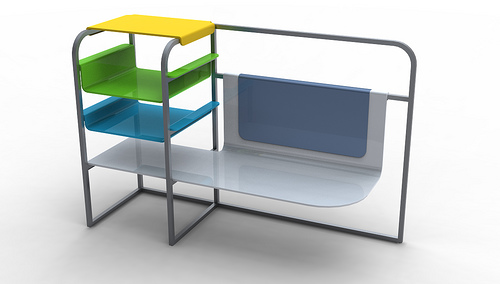project h design bench