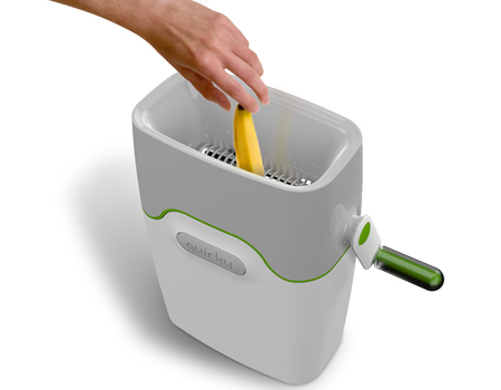quirky keiro compost grinder