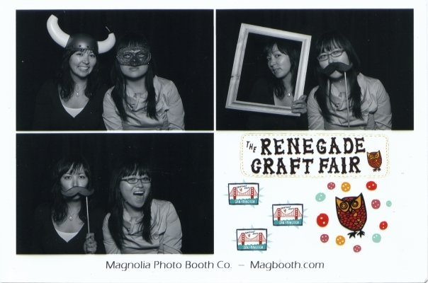 renegade craft photobooth