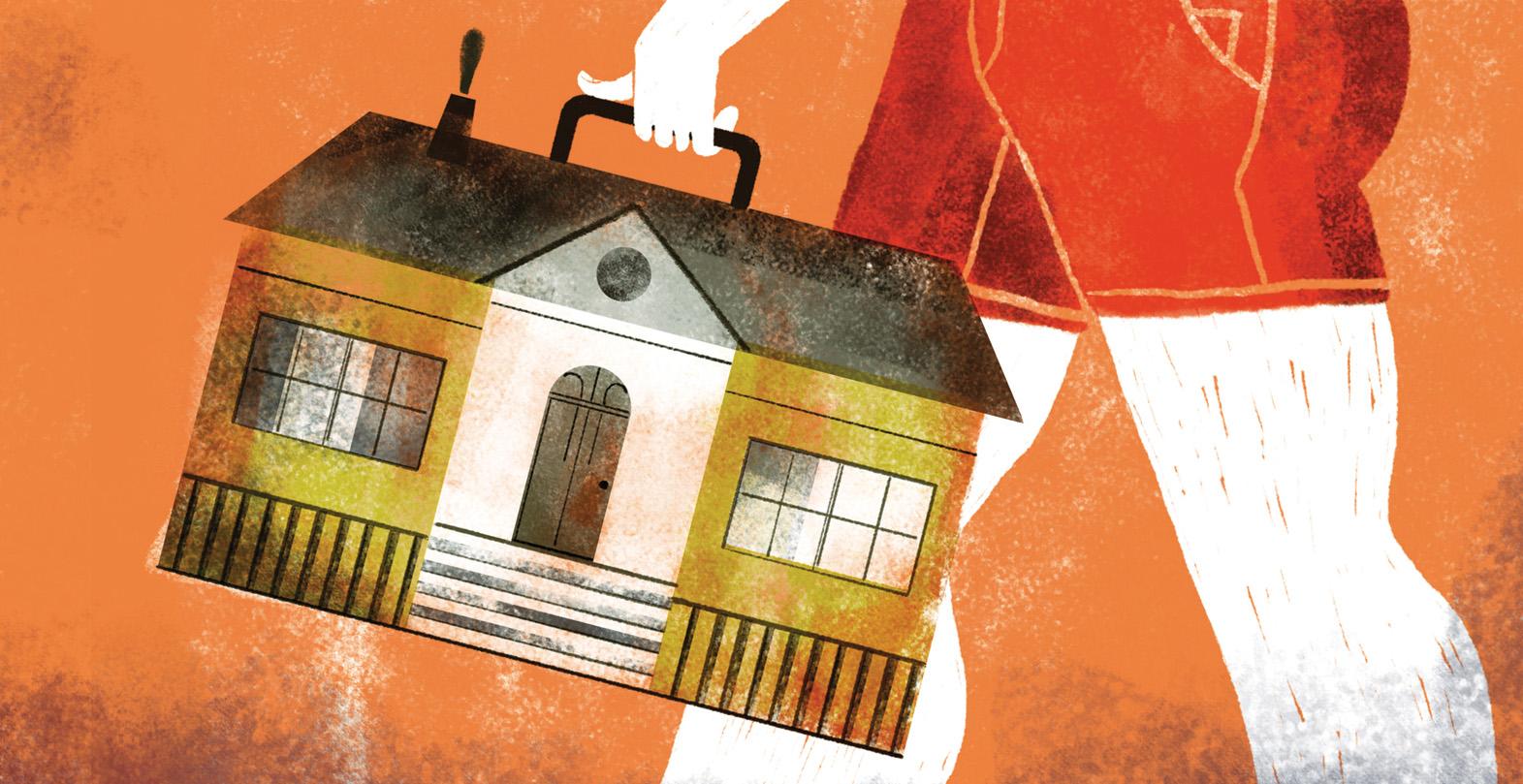 renting 101 a great idea illustration