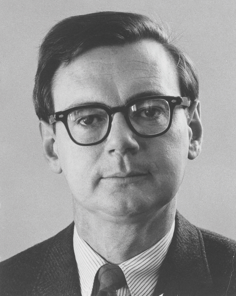 "A portrait of Richard Nickel. Photo courtesy of <a href=""http://www.richardnickelcommittee.org/"">The Richard Nickel Committee and Archive</a>."
