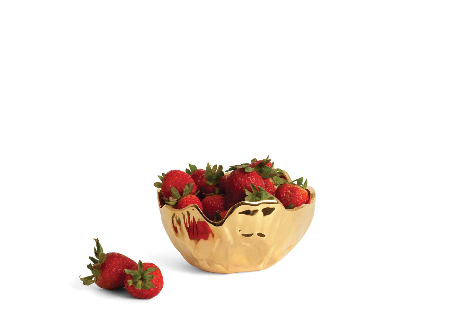 ridge goldsmall strawberries