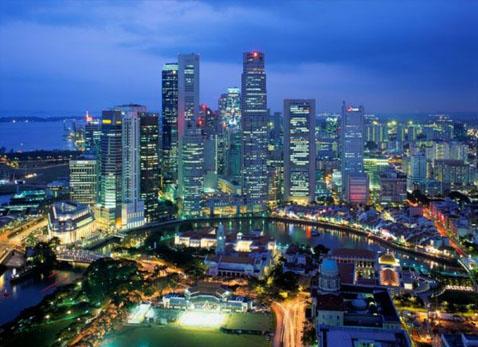 singapore future city