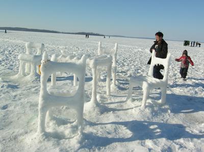 snowchairs