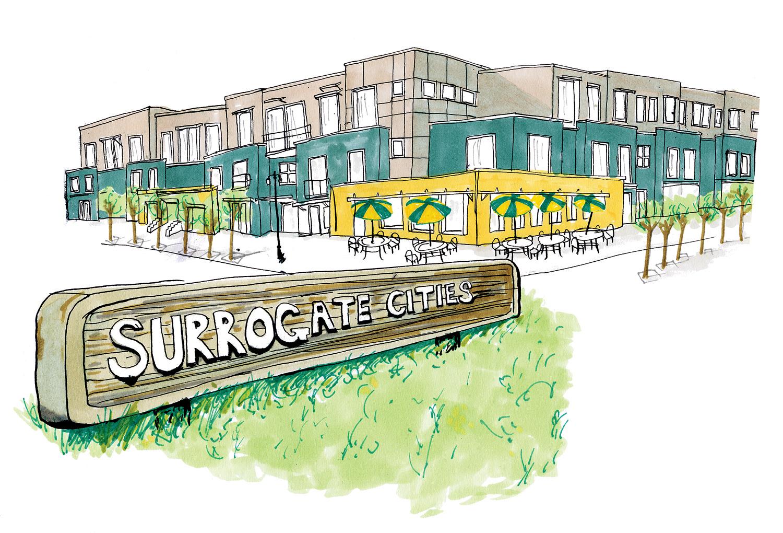 surrogate cities essay