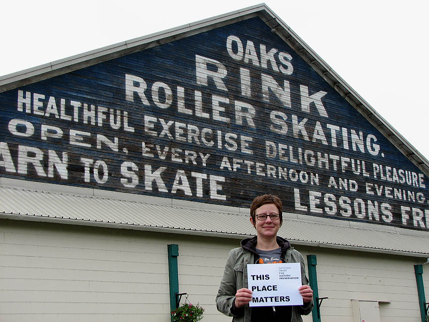 this place matters roller rink