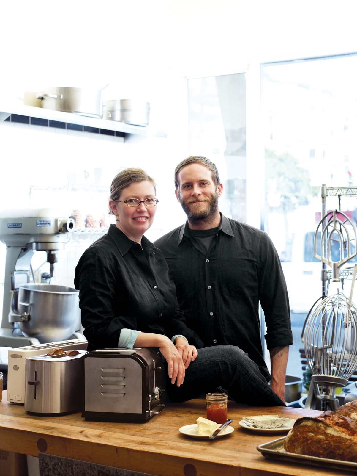 What's the greatest thing since sliced bread? The toaster, of course. Chad Robertson and Elisabeth Prueitt of Tartine Bakery and Bar Tartine in San Francisco help us decide which toasters are worthy of browning their illustrious loaves.