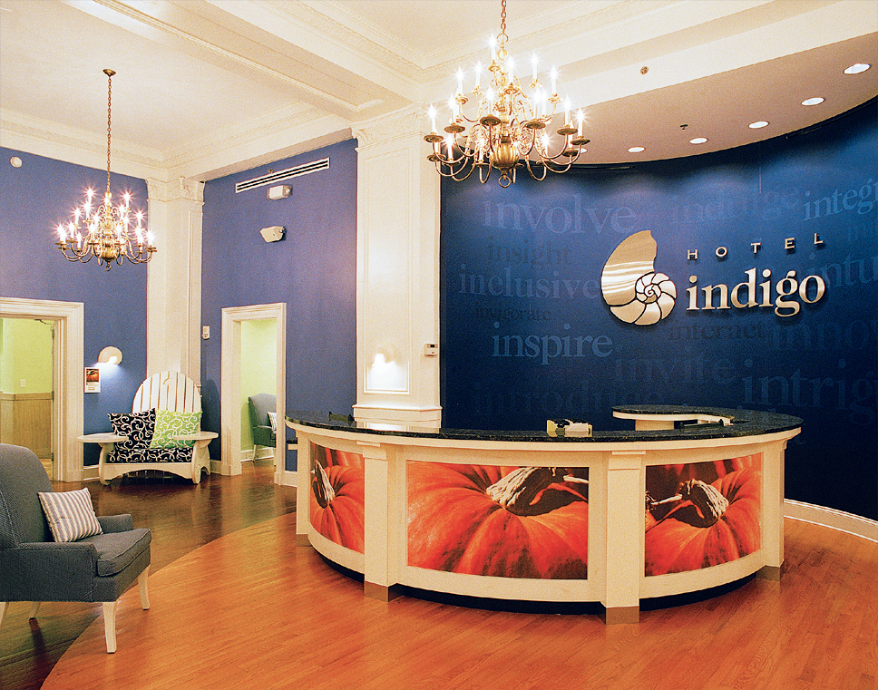 travel hotel indigo