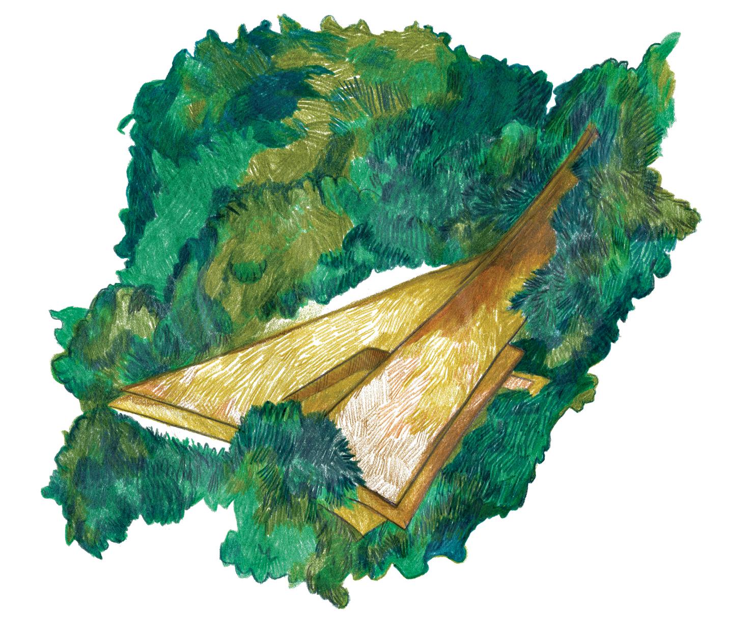 unitarian church victor lundy illustration