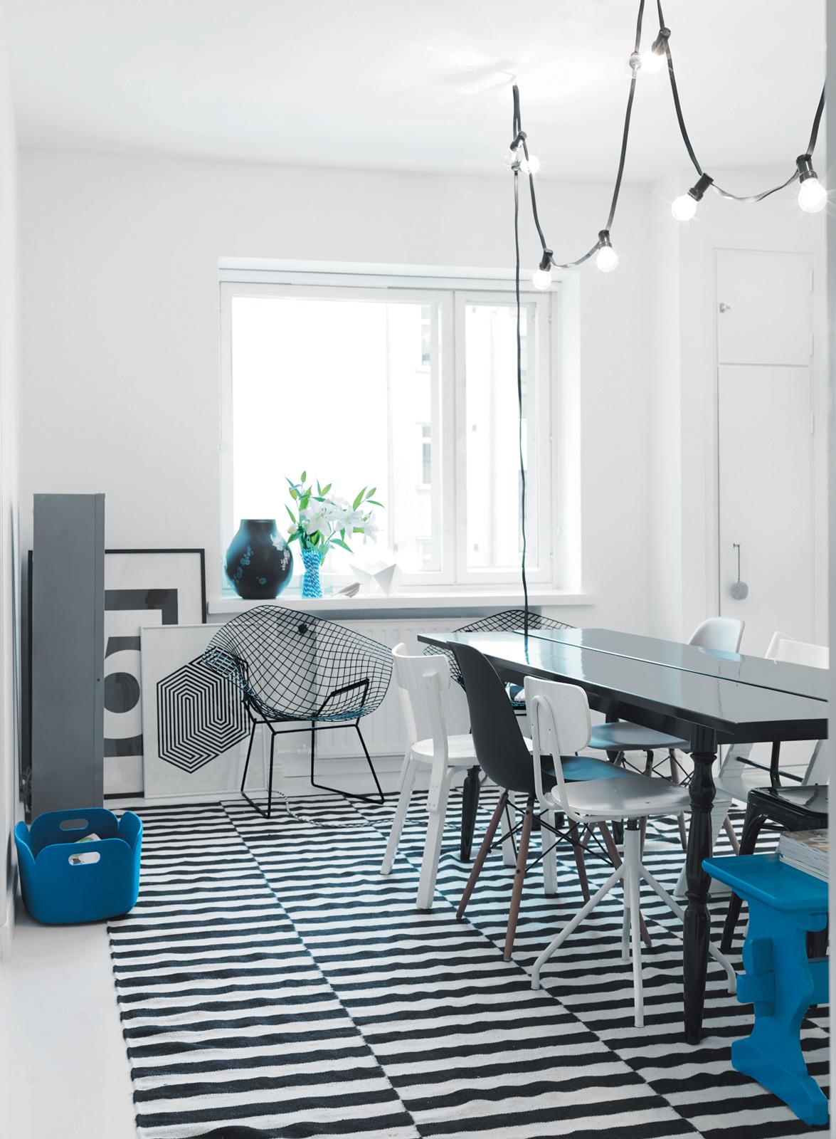 vento residence living dining room