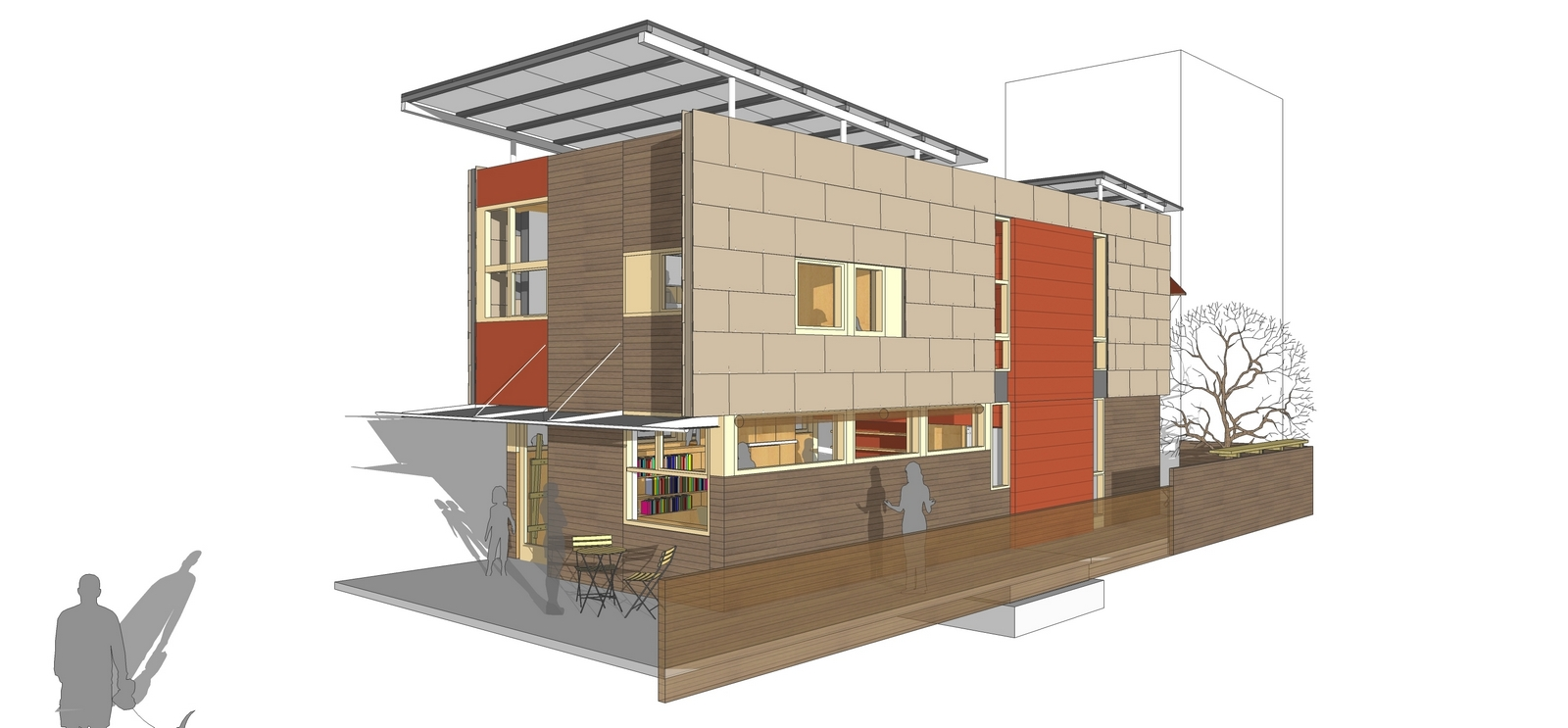 A number of people from the local green building community are working on the House of the Future, in conjunction with the 50th Anniversary of the 1962 Seattle World's Fair (I am part of an energy design subgroup). We are expecting hundreds of thousands t