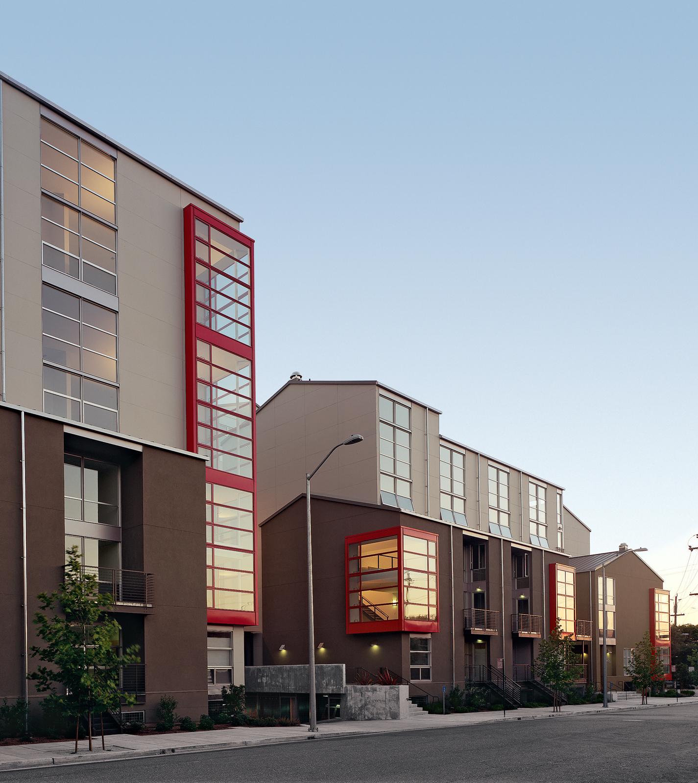 greencity lofts exterior
