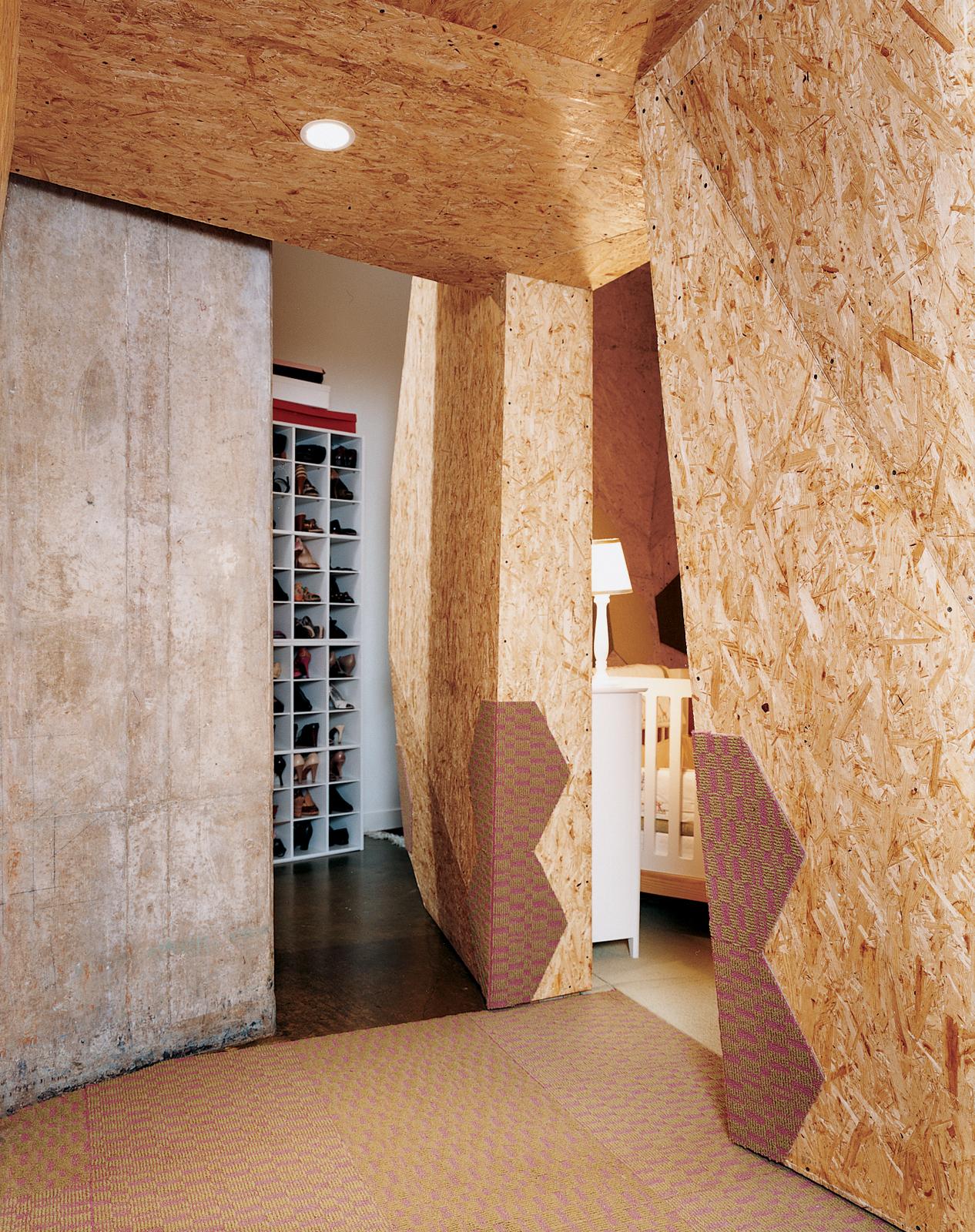 hive loft doorway