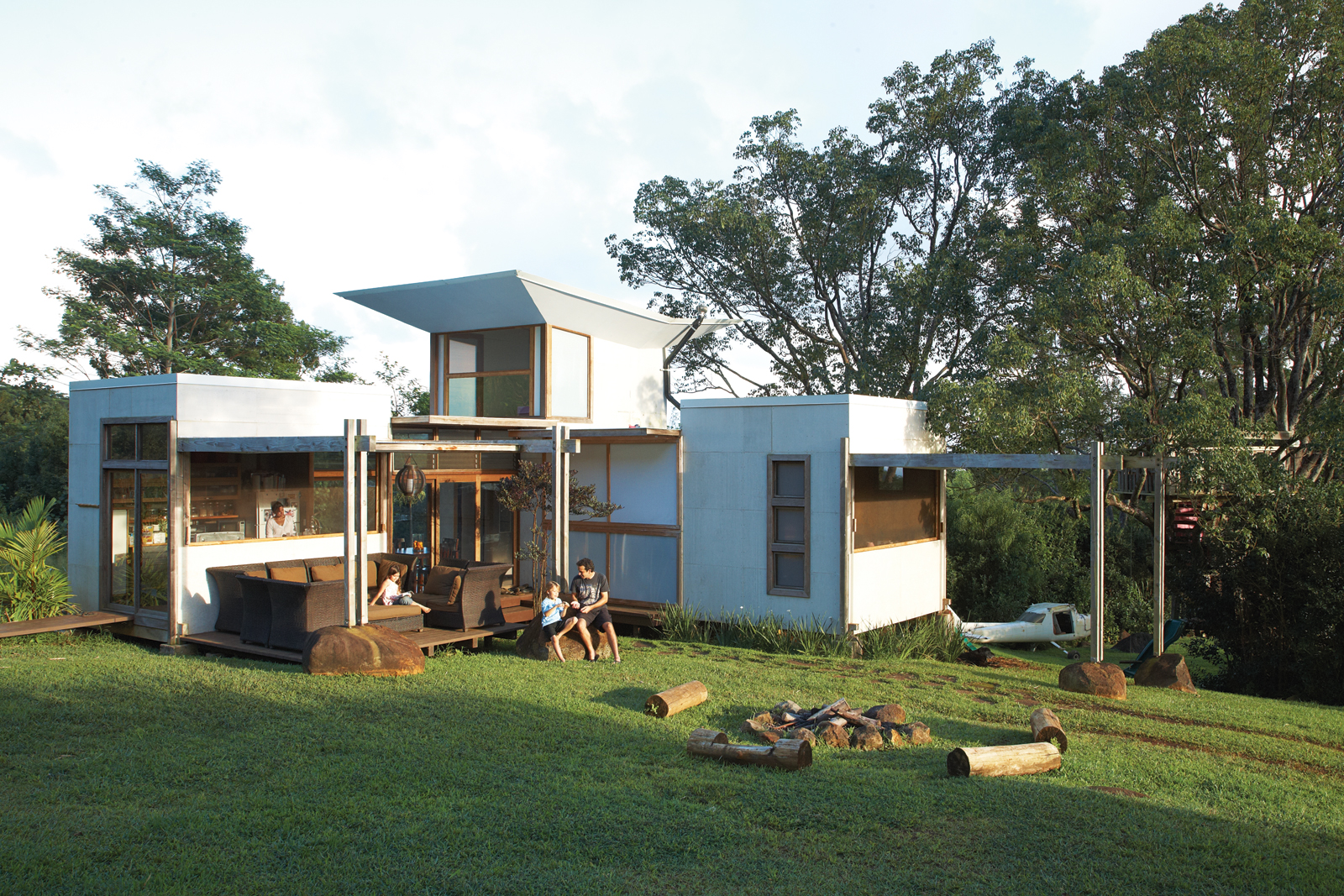 DIY design home in Kauai