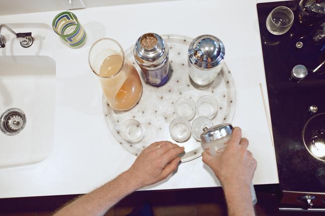 Modern drink making and mixing