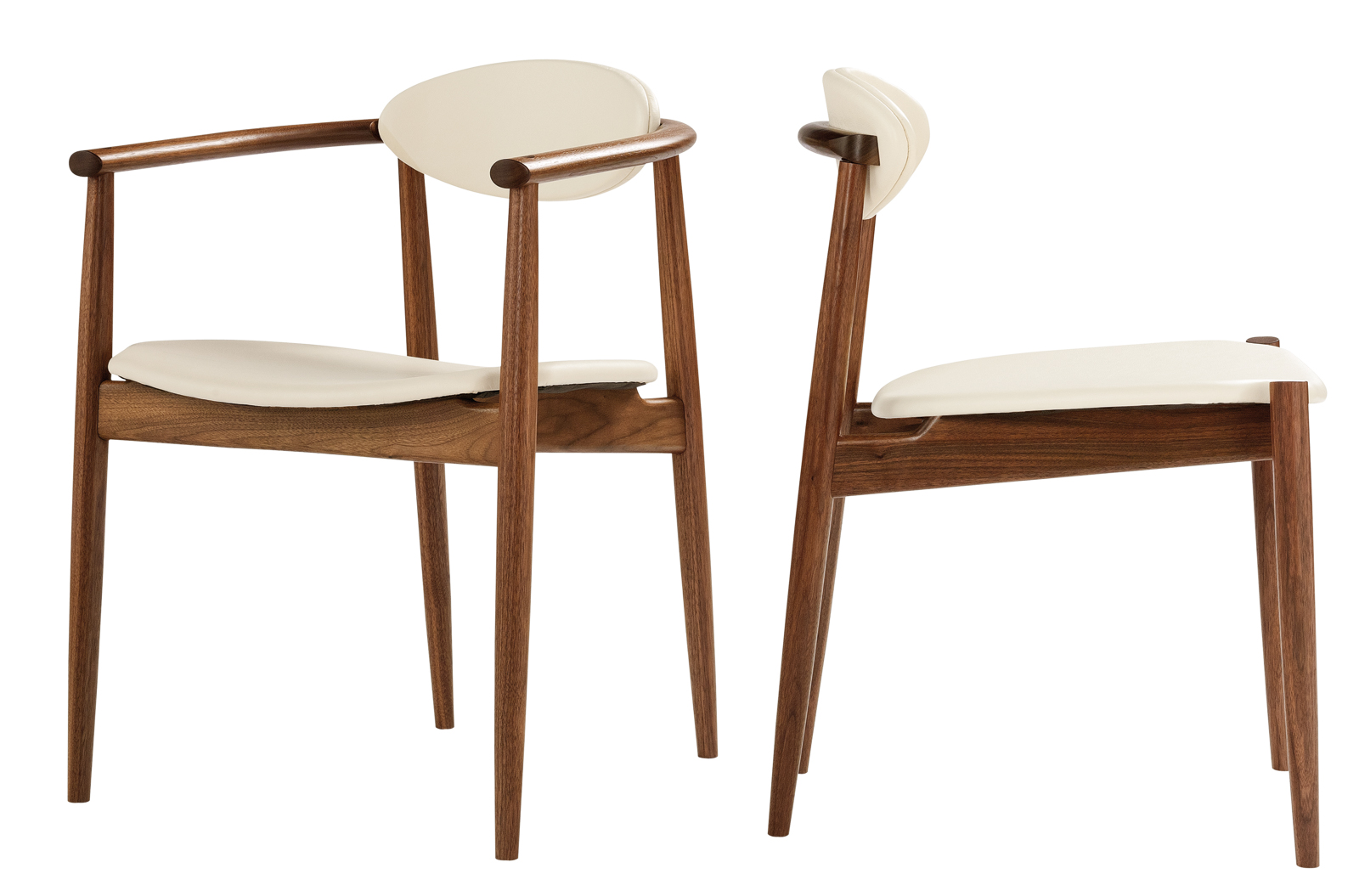 Ellipse Dining Chairs by Thomas Moser