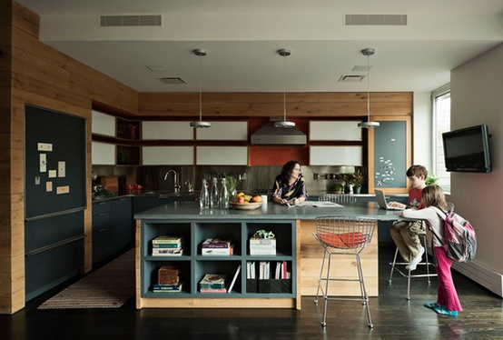 Chelsea Triplex Kitchen Dwell Home Tour