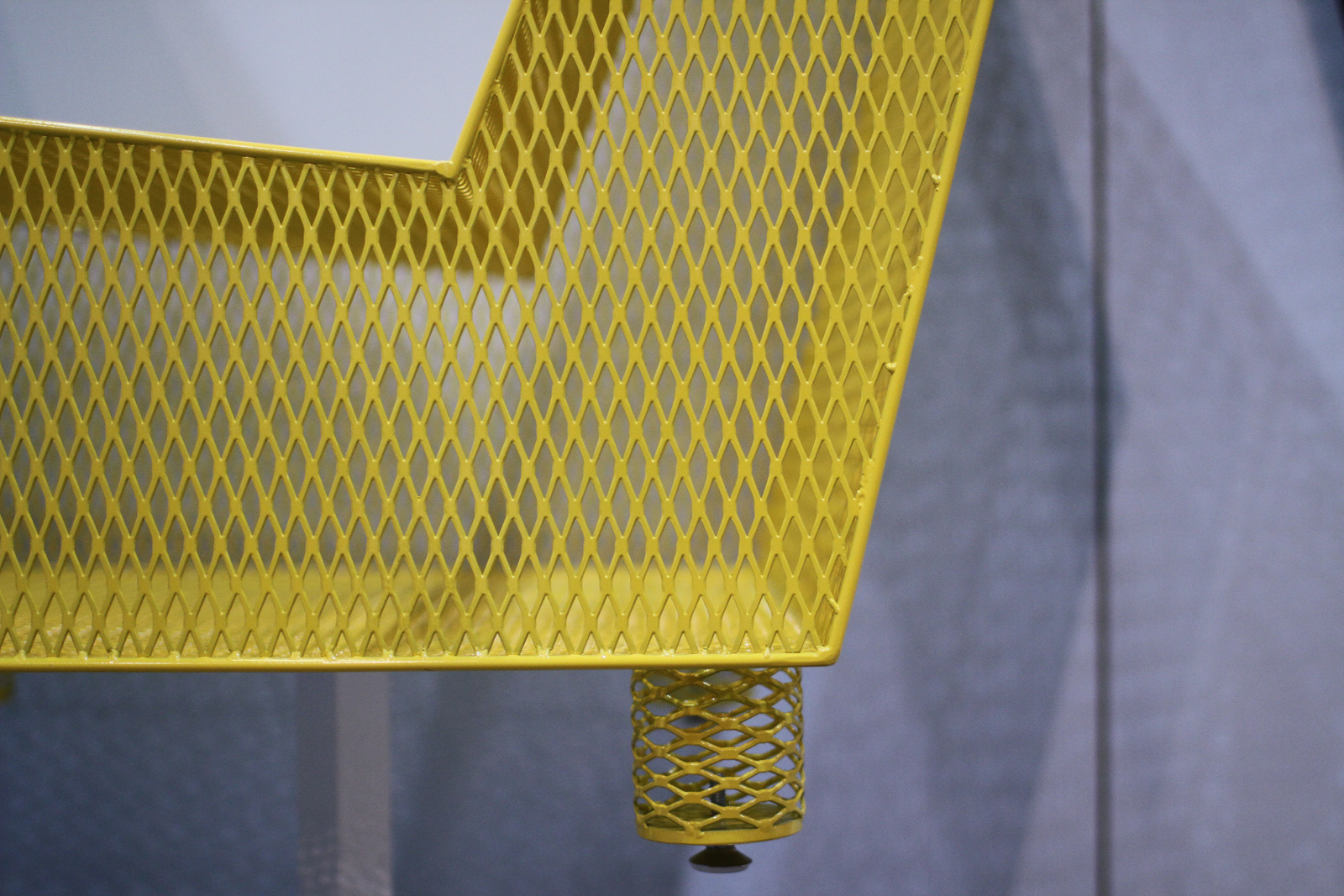 Detail of Chair No. 35 by Half 13