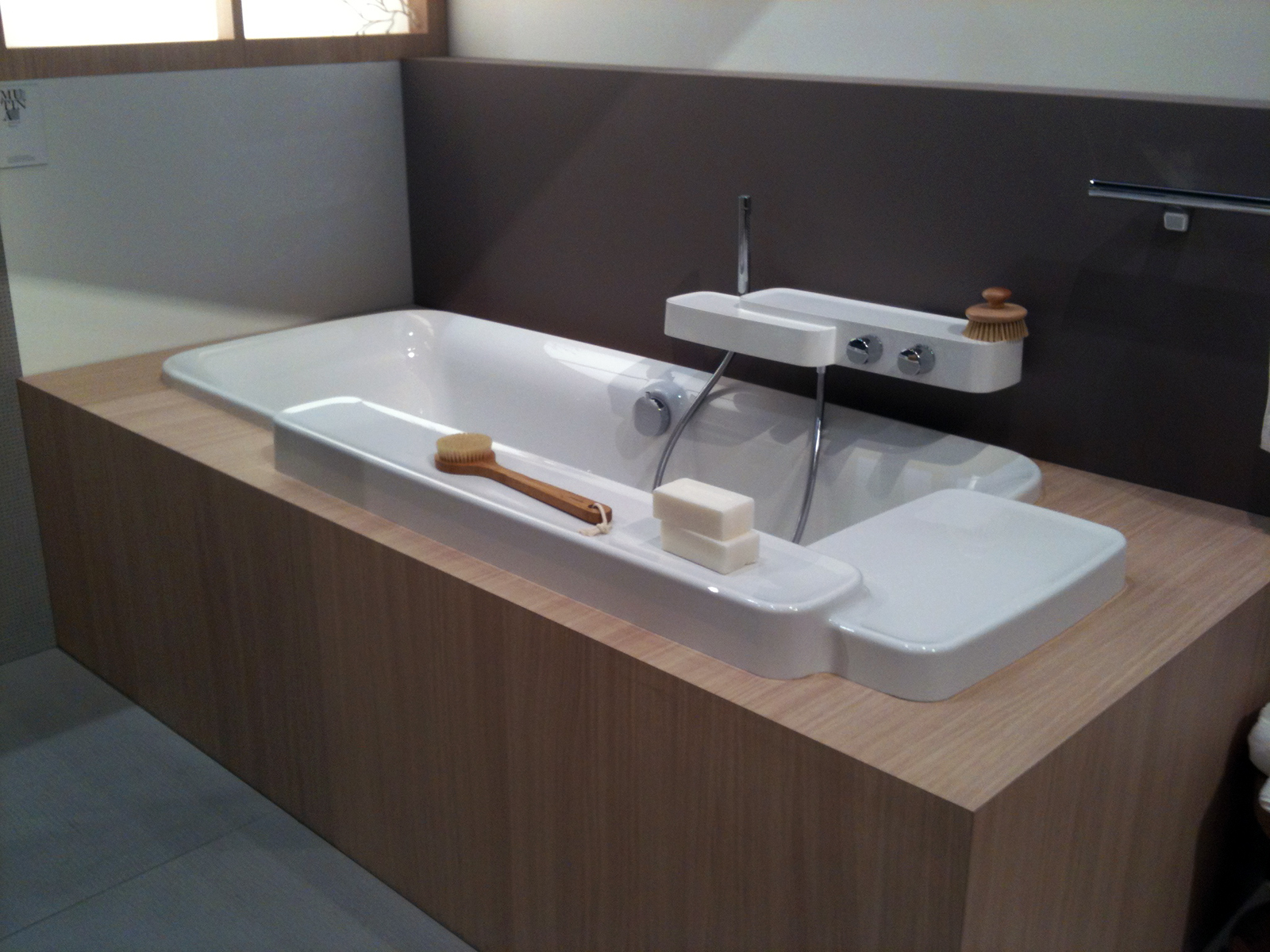 Axor sink at Dwell on Design 2012