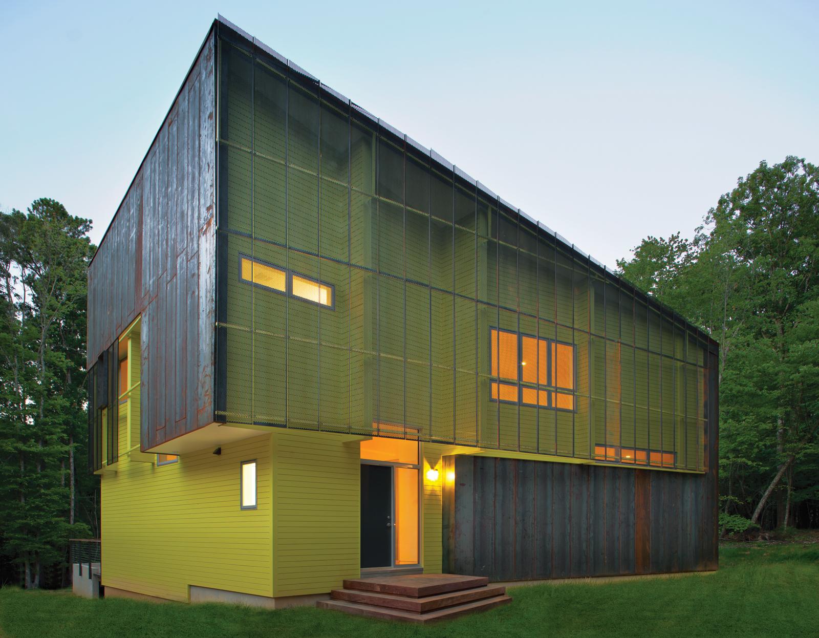 Affordable green housing in North Carolina