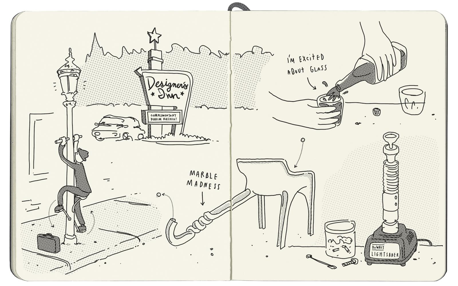 Illustration by Craighton Berman