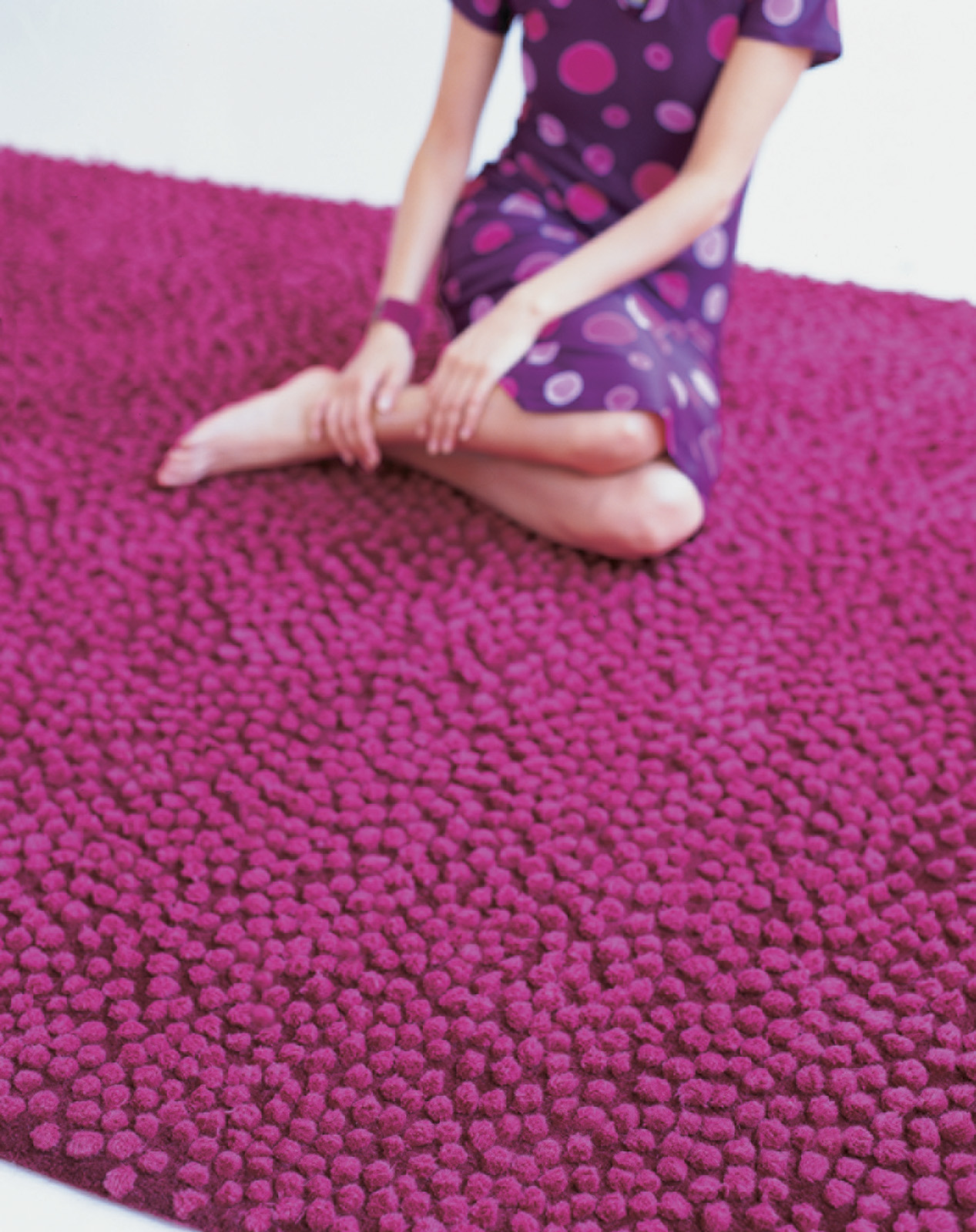 Topissimo rug by Nani Marquina
