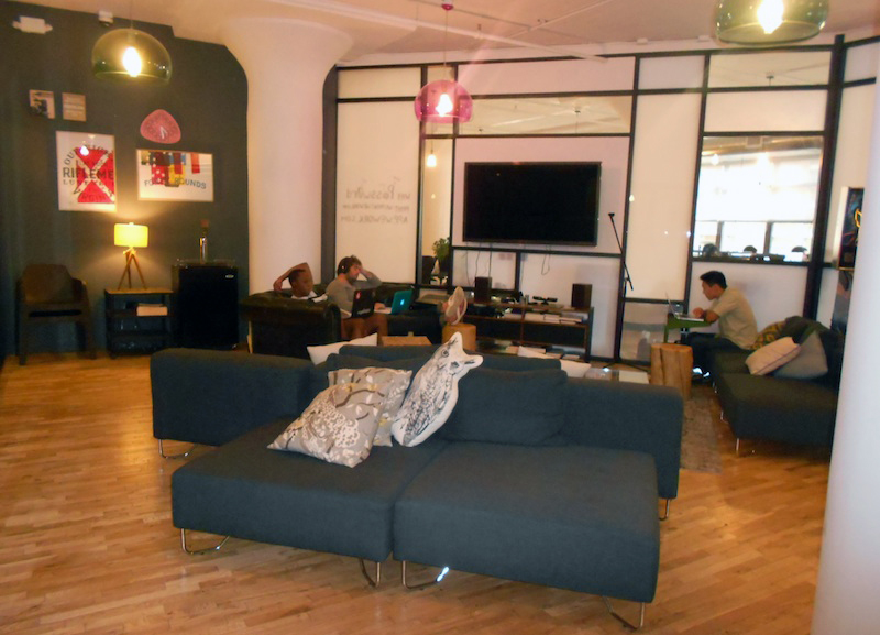 WeCross Office Space