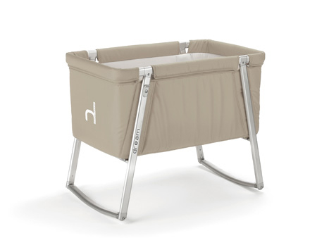 Crib from baby home.