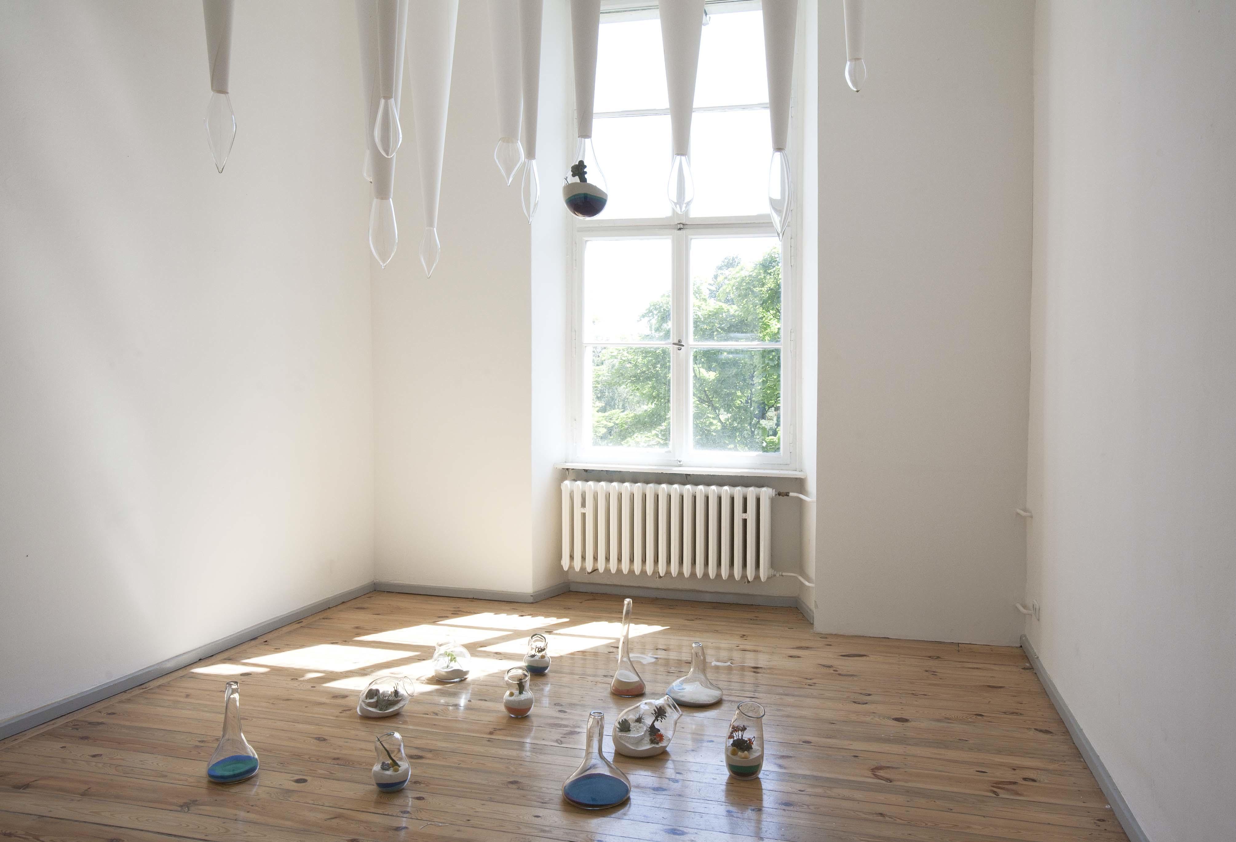 Fabrik installation by Lauren Coleman