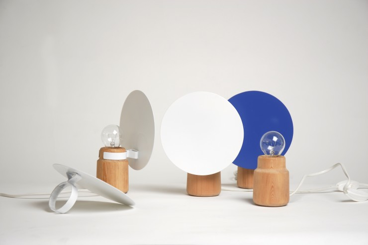 Shelf Lamp by Andreas Engesvik