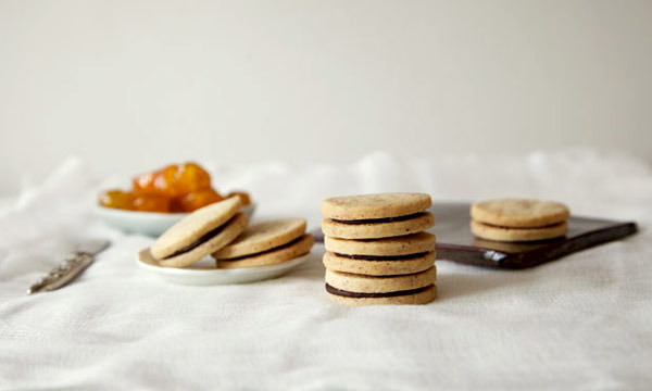 Whimsy Spice peppercorn cookies